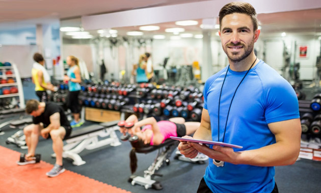 corporate fitness trainers melbourne