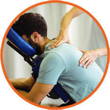 corporate massage for office & events melbourne sydney adelaide