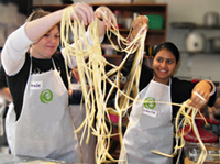 corporate team building cooking classes sydney