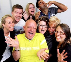 Laughter yoga workshops melbourne