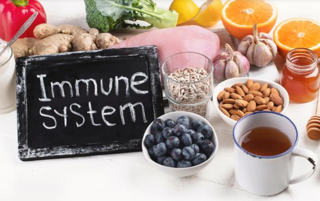 Immunity Boosting Foods