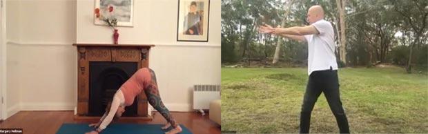 yoga webinar tai chi webinar